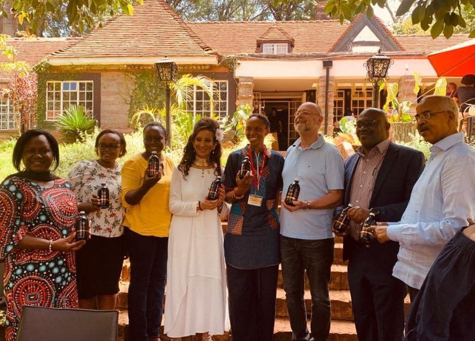 Godt nyt fra dansk-kenyansk kaffeeventyr