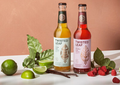 New delicious drinks from coffee leaves