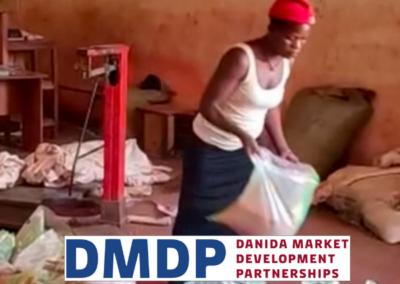 Bedre høst til bønder i Uganda (DMDP)